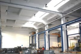Industriehallen VEM Wernigerode