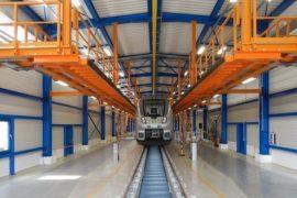 DB Regio Mehrzweckhalle, Halle (Saale)