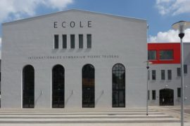 Trudeau-Gymnasium Barleben
