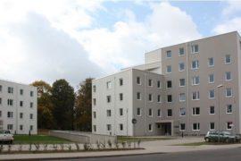 Wohngebäude Leinefelde