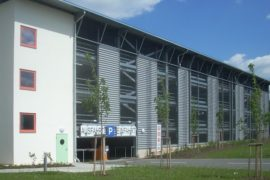 Parkhaus Klinikum Chemnitz