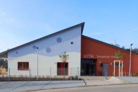 """Kindertagesstätte """"Friedrich Fröbel"""" Stadtilm"""