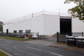 Neubau Produktionshalle 105 thyssenkrupp Presta