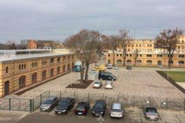 Sanierung Wagenhallen Magdeburg