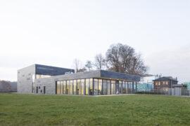 Neubau Technikum Amino Frellstedt