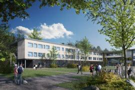 ÖPP Erweiterung Gymnasium Buchholz
