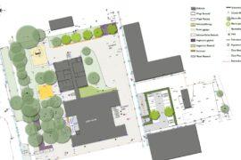 Sanierung von 2 Schulen und Neubau Sporthalle, Magdeburg