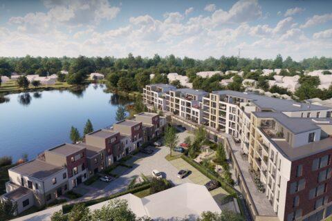 Wohnungsbau Bosse-See, Garbsen