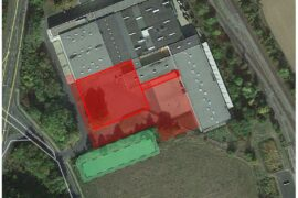 Erweiterung Kaltlagerhalle Kirsch Pharma, Salzgitter