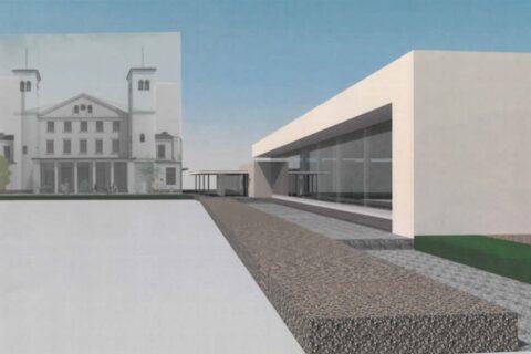 Neubau Schwimmhalle, Oschersleben