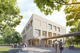 Neubau G9 Gymnasium Tellkampfschule, Hannover