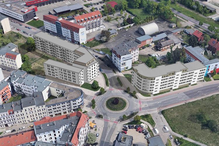 30 Wohnungen in der Wittenberger Straße in Magdeburg