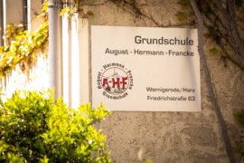 Neubau Grundschule August Hermann Francke, Wernigerode